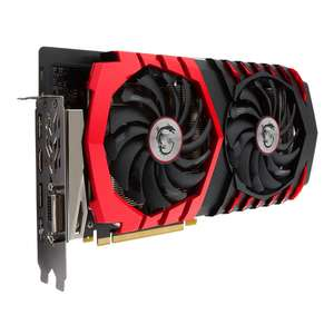 Grafika MSI GEFORCE GTX 1060 GAMING X 6GB (GTX1060GAMINGX6G)