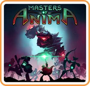 Masters of Anima (Nintendo Switch) za 29zł (Szwecja)