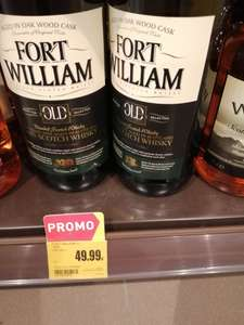 Fort William Whisky 1L Intermarche