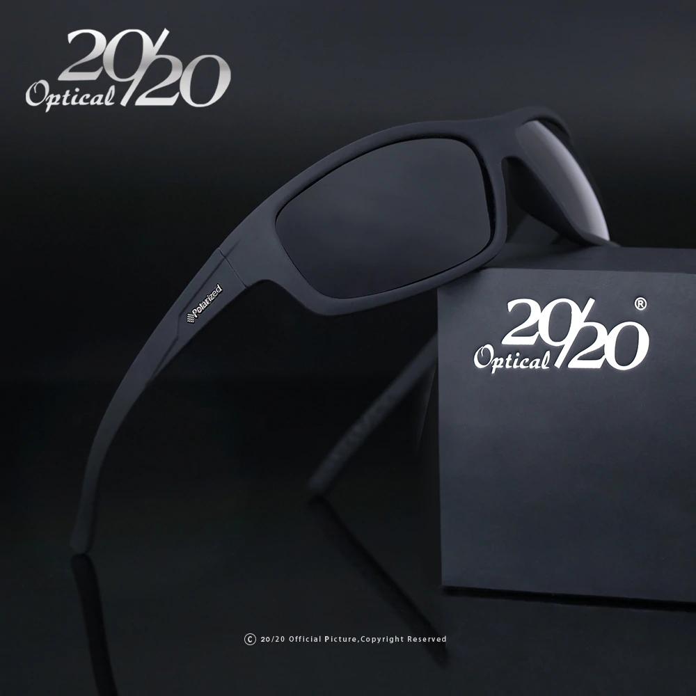 Męskie okulary przeciwsłoneczne z polaryzacją w wielu kolorach