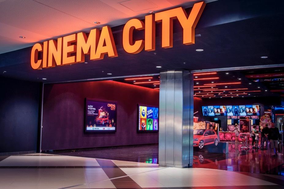 27 biletów do Cinema City (nawet 800 zł)