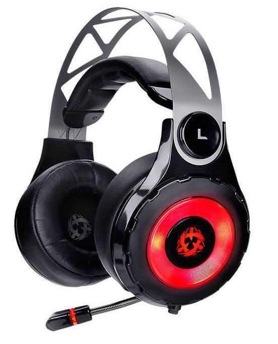 Słuchawki nauszne RAVCORE Gaming Headset 7.1 Supersonic w @Sferis