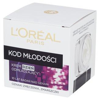 -77% L'Oréal Paris Kod Młodości Krem odmładzający na dzień 50 ml @ Tesco
