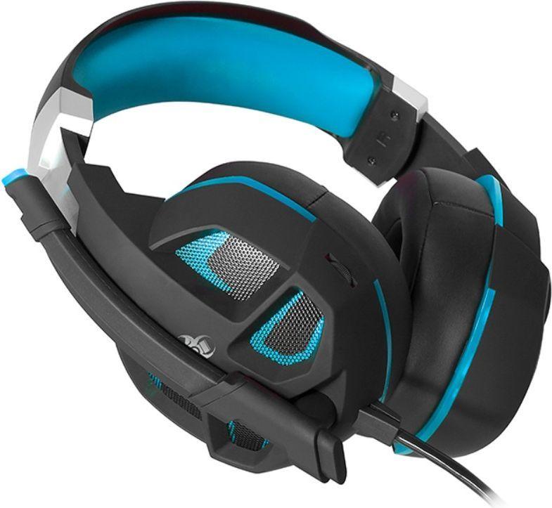 Słuchawki Tracer Gamezone Striker 2.0 z mikrofonem (Blue, a Red 0,9 zł drożej), @ABFOTO