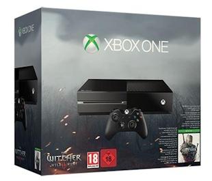 Xbox One 500GB + Wiedźmin 3 [RTVEuroAGD]