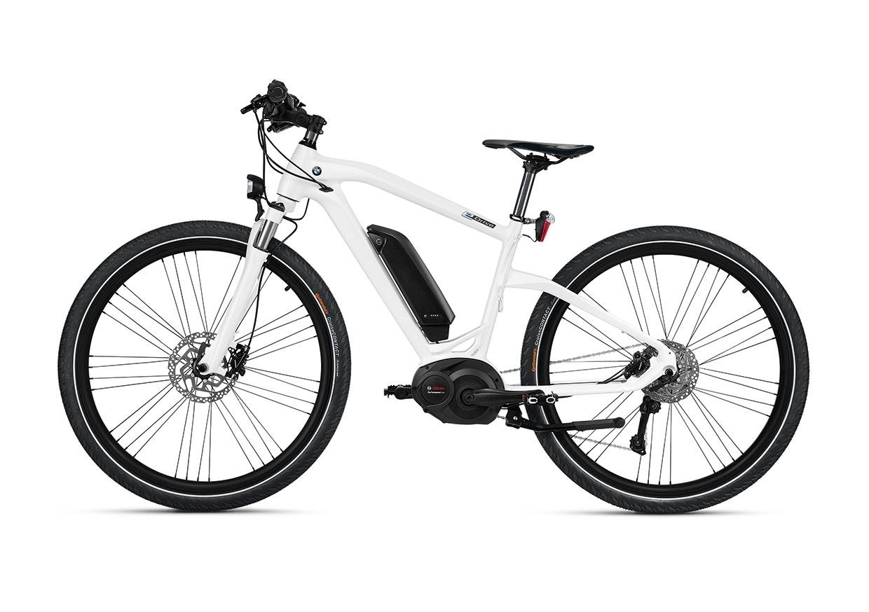 Rower elektryczny BMW CRUISE BIKE