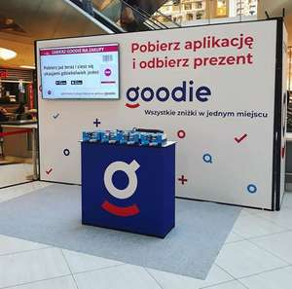 Goodie - Oreo za zainstalowanie aplikacji (wybrane galerie handlowe)