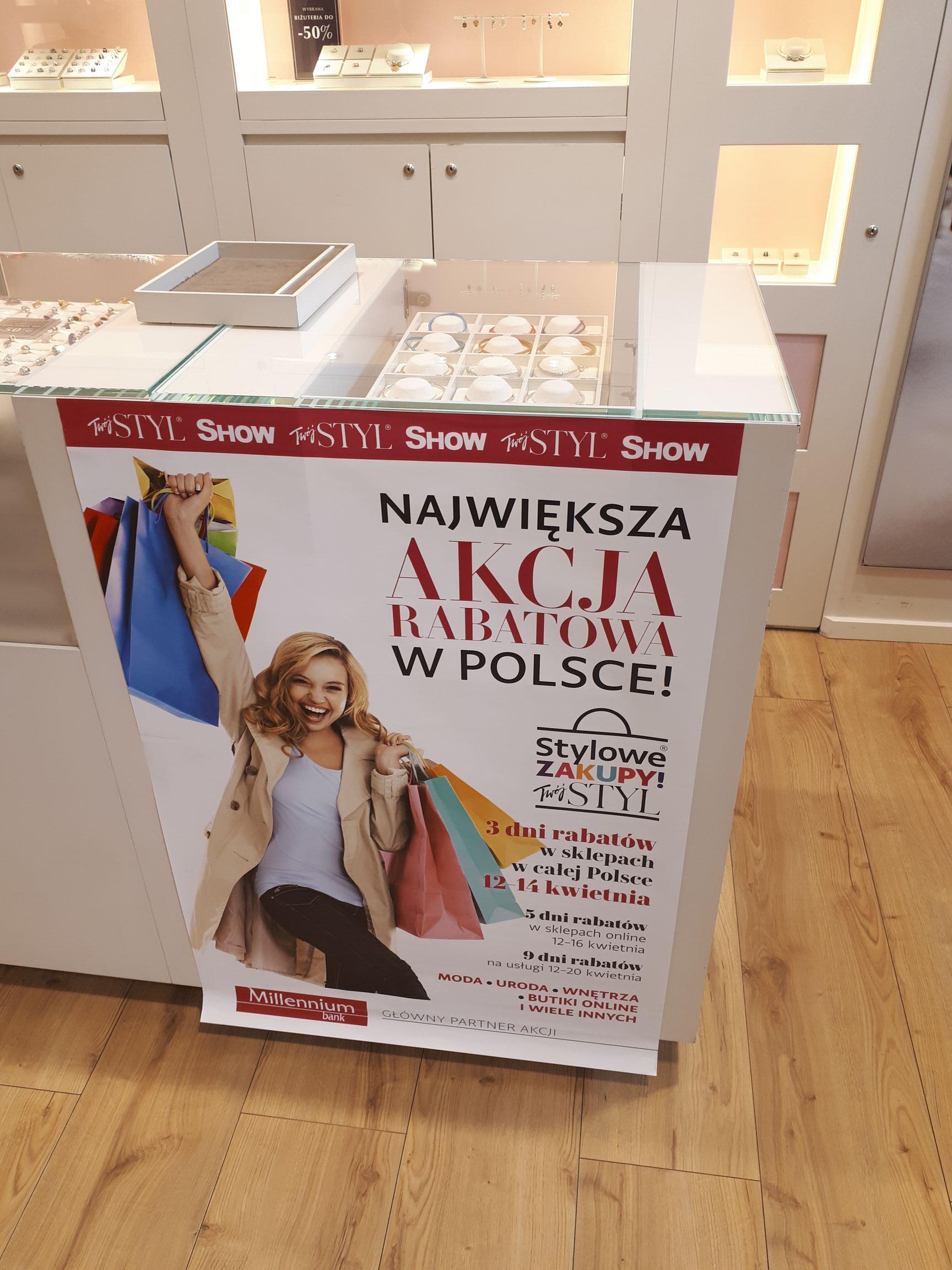 4 za 3 Pandora Designer Outlet w Piasecznie