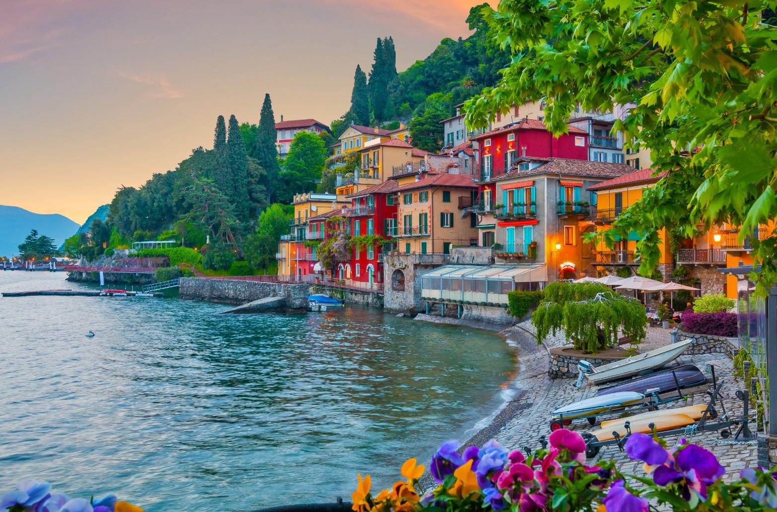 5 dni nad jeziorem Como we Włoszech w czerwcu. Lot/auto z ubezpieczeniem/zakwaterowanie. 415 zł/os