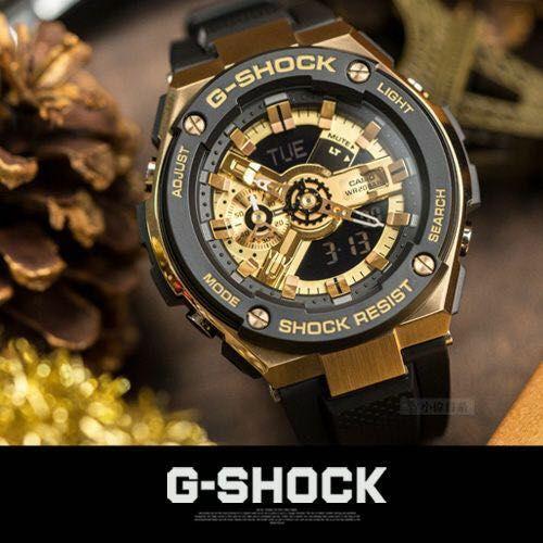Zegarek Casio G-Shock Gst-Gst-400G-1A9Er