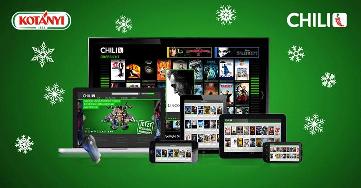 Kod o wartości 40 zł na wypożyczenie filmów na Chili.tv!