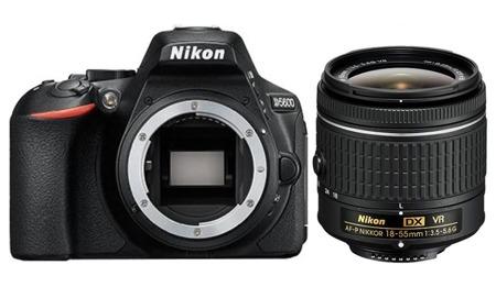 Błąd cenowy w zestawie aparat nikon d5600 + obiektyw 18-55