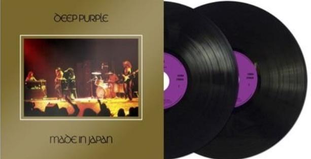 Deep Purple Made in Japan 2LP (+ inne plyty niby do 40% taniej)