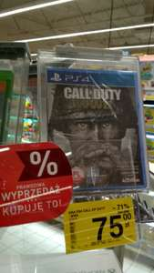 Call of Duty WWII PL na PS4