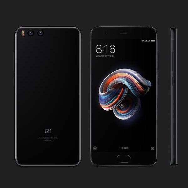 Xiaomi mi note 3 6/128 NFC Czarny @ banggood