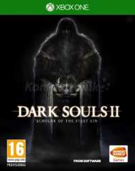 Dark Souls II Scholar of the First Sin (XONE) Komputronik