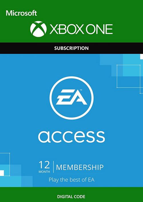 Roczna subskrypcja EA Access w cdkeys Xbox One