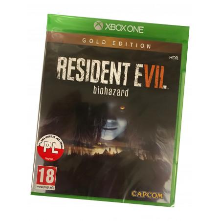 Resident Evil 7 GOLD EDITION PO POLSKU XBOX ONE