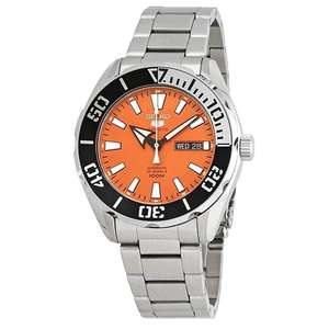 Zegarek Seiko SRPC55K1 - automat Amazon.de