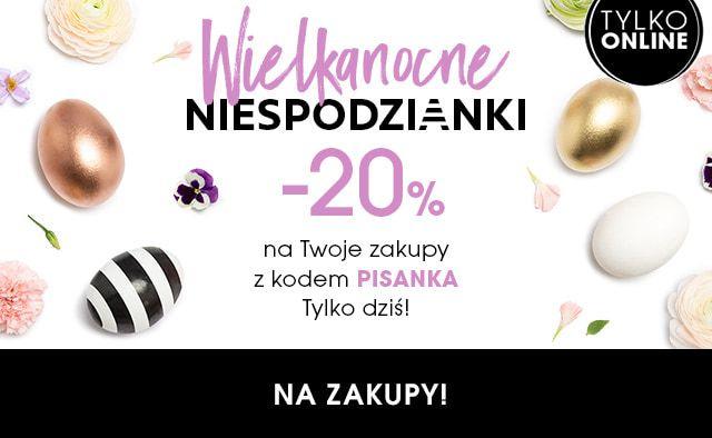 -20% na zakupy w Sephora -TYLKO DZIŚ!