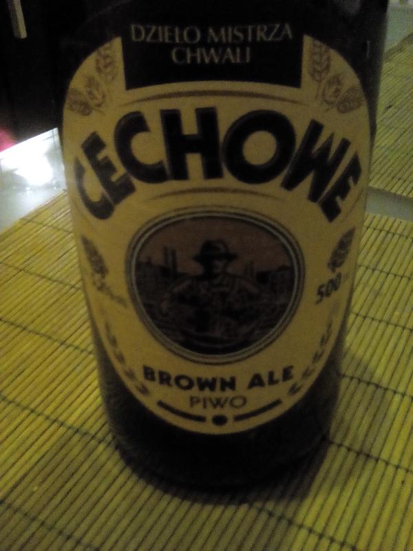 Piwo Cechowe w Biedronce