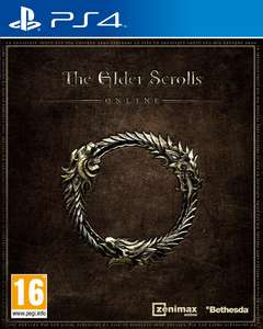 The Elder Scrolls Online / Tamriel Unlimited PS4