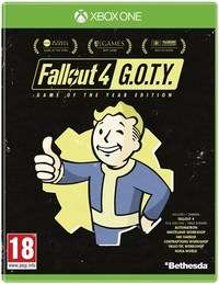 Fallout 4 Game of the Year Edition Xbox One - PS4