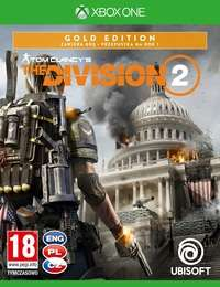 Tom Clancys The Division 2 Gold Edition PL Xbox One