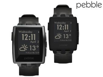 Smartwatch Pebble Steel za 524,95 zł (+29,95 zł) @ iBood
