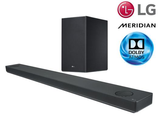 Soundbar Dolby Atmos SK10Y LG