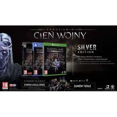 ŚRÓDZIEMIE: CIEŃ WOJNY SILVER EDITION PL Xbox One