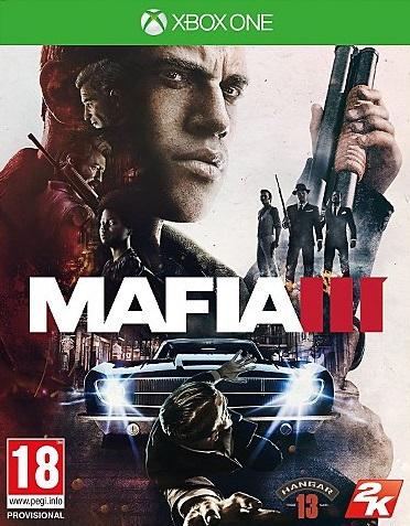 MAFIA III + DLC NOWA PL Xbox One