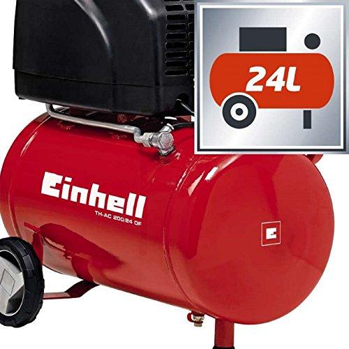 Kompresor bezolejowy Einhell TH-AC 200/24 OF - EUR 83,27 z niemieckim VAT