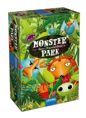 Gra planszowa Monster Park