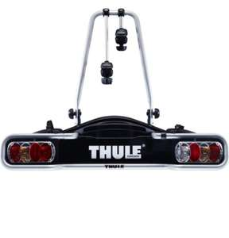 Thule EuroRide 940 bagażnik na 2 rowery. Amazon.