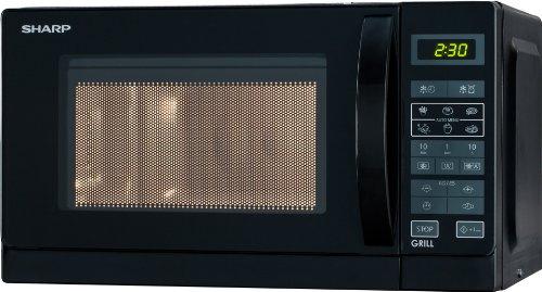 Kuchenka mikrofalowa Sharp R642BKW za 297zł @ Amazon