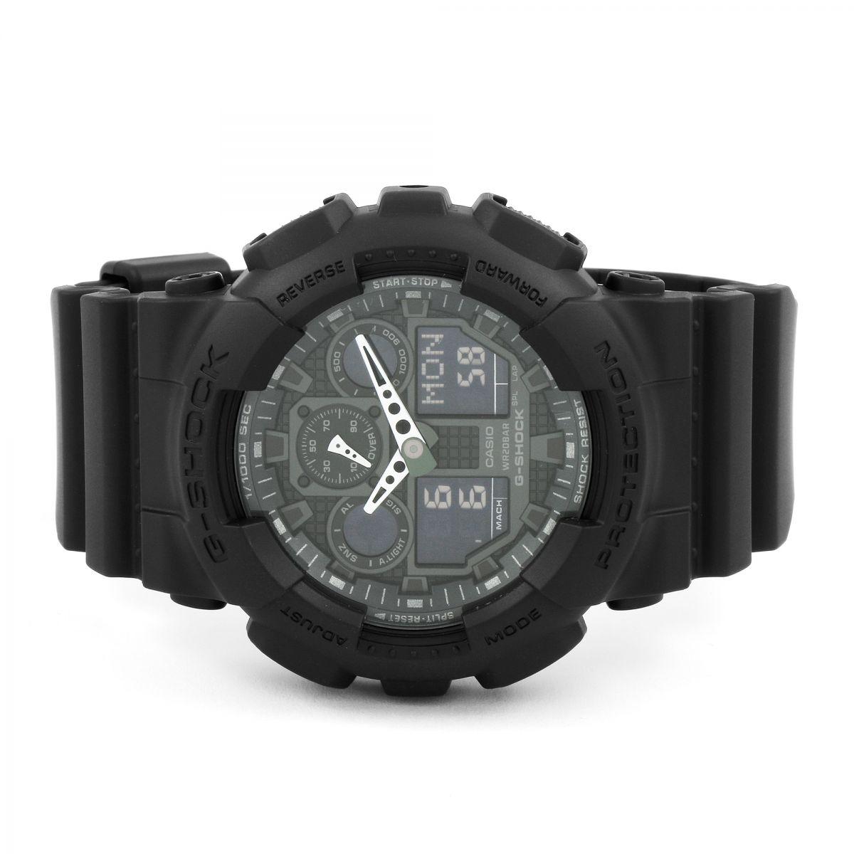 Zegarek Casio G-Shock GA-100-1A1ER
