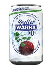 [Za darmo] Warka Radler - Warszawa