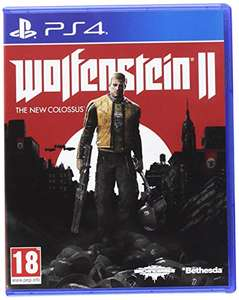 Wolfenstein II : The New Colossus PS4