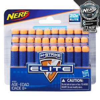 Strzałki Nerf Elite oraz Mega @Empik, wysyłka 7,90