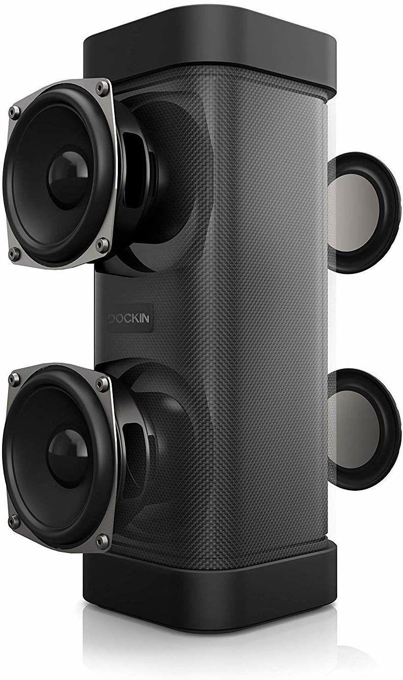 Dockin D Mate Direct rev.2, D Mate 360° rev.1, słuchawki Flow, D Fine(+), D CUBE | głośnik bezprzewodowy bluetooth, aptx. Oferta dnia Amazon