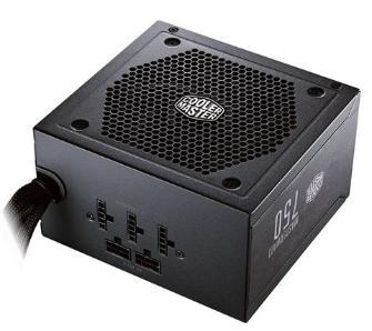 Zasilacz Cooler Master Masterwatt 750W 80+ BRONZE za 241 PLN z darmową dostawą - OLEOLE