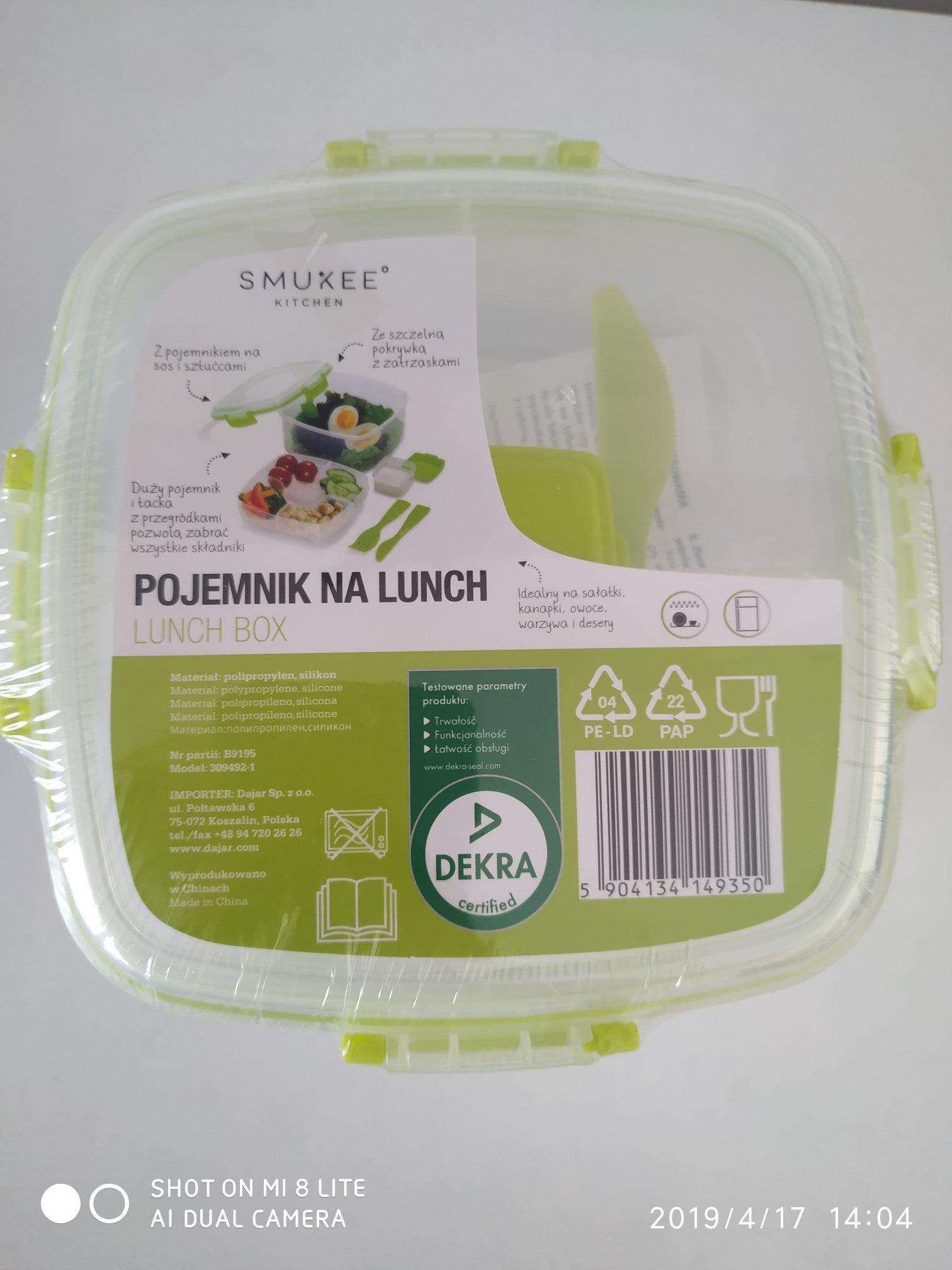 Lunch box Biedronka oferta ogólnopolska