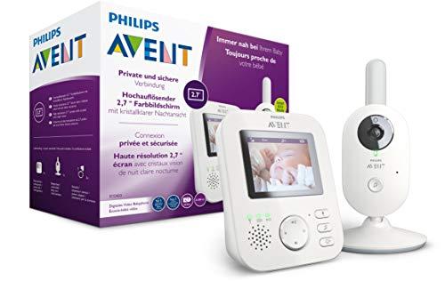 Elektroniczna niania Philips AVENT SCD833/26