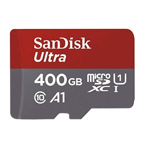 Karta SANDISK ULTRA MICROSDXC 400GB 100MB/s A1 C10 UHS-I U1
