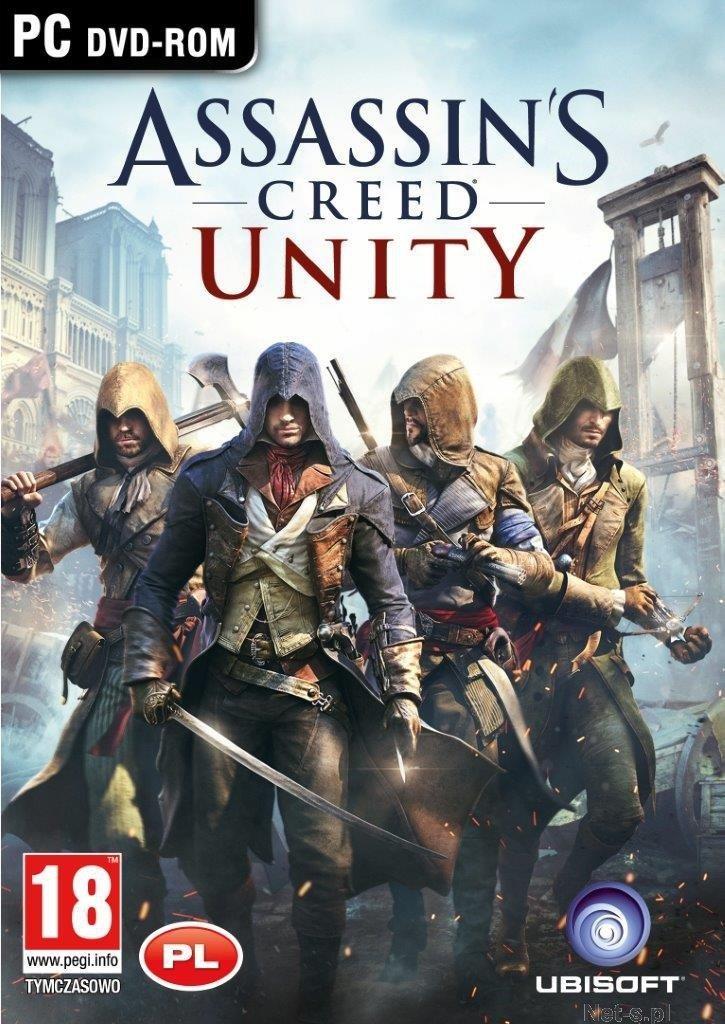 Assassin's Creed Unity na PC za darmo