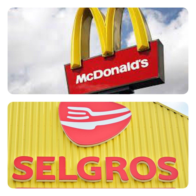 20 zł w formie bonu rabatowego do Selgros, w kooperacji z McD., także gratis kawa, ciastko lub hamburger, Białystok