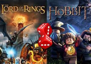 Lord of The Rings lub LEGO Hobbit - steam.