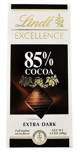 Lindt Czekolada Excellence 85% Cacao @kaufland