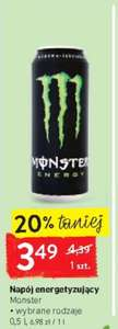 Monster Energy Drink Intermarche